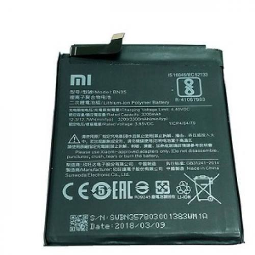 Thay pin Xiaomi Redmi Note 5 Plus